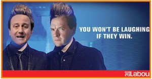 2010 election labour poster jedward