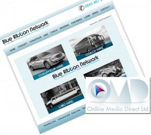 blue ribbon network coach hire services