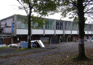 The old college building Stephen taught hundreds of students at Rawtenstall. Now demolished Stephen is based at the impressive Coppice Centre in Accrington.