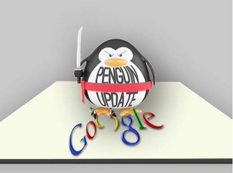 the dreaded Google Penguin update