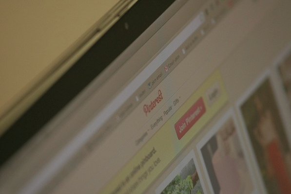 Pinterest continues to increase users in the uk