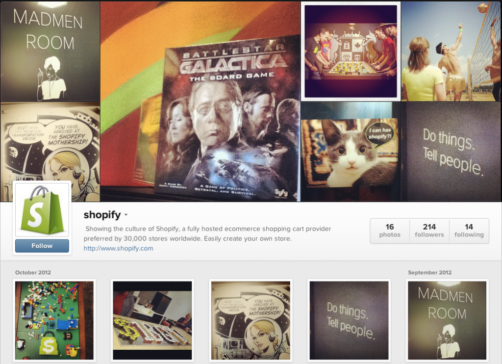 shopify-on-instagram